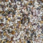sea shell resin